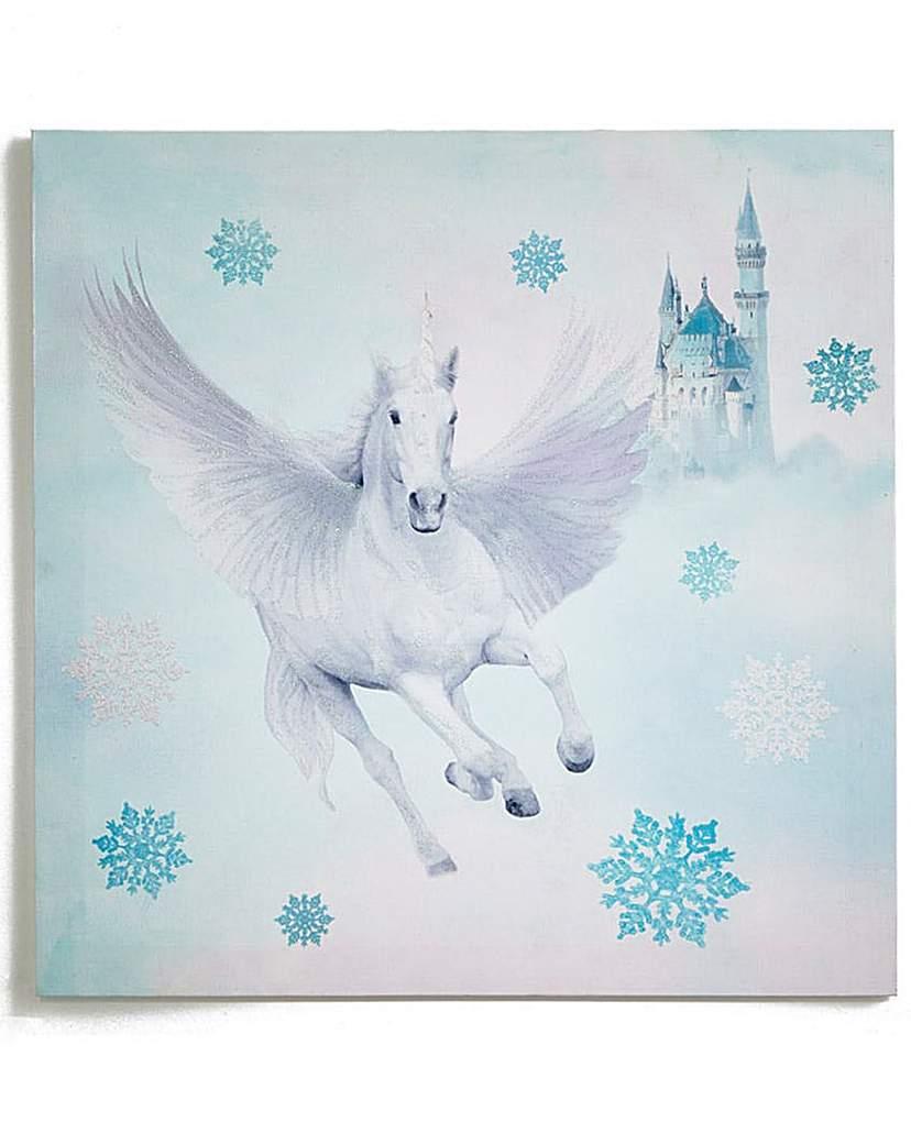 Product photo of Unicorn wall art