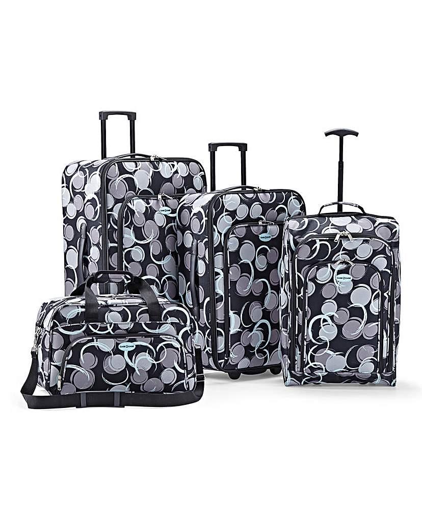 4- Piece Luggage Set
