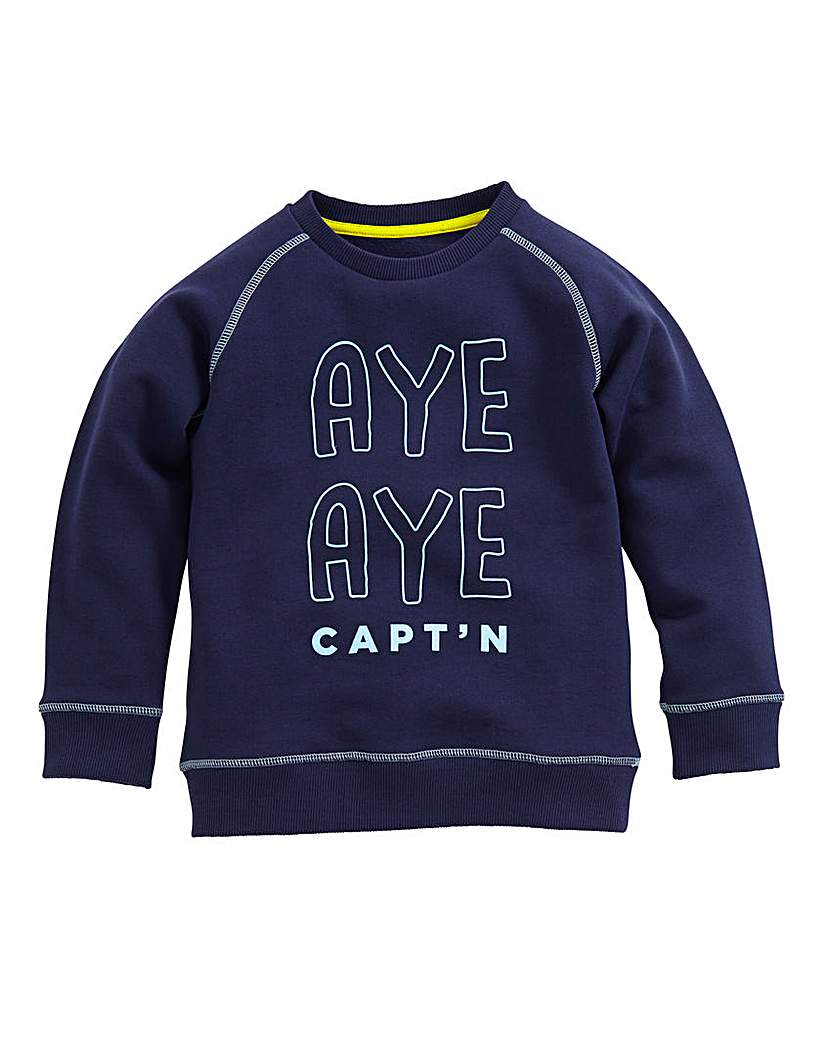 Image of KD MINI Boys Aye Aye Captain Jumper