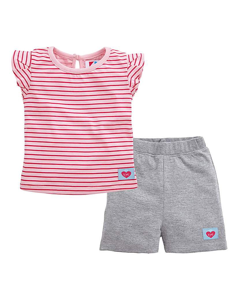 KD Baby Tunic and Shorts Set.