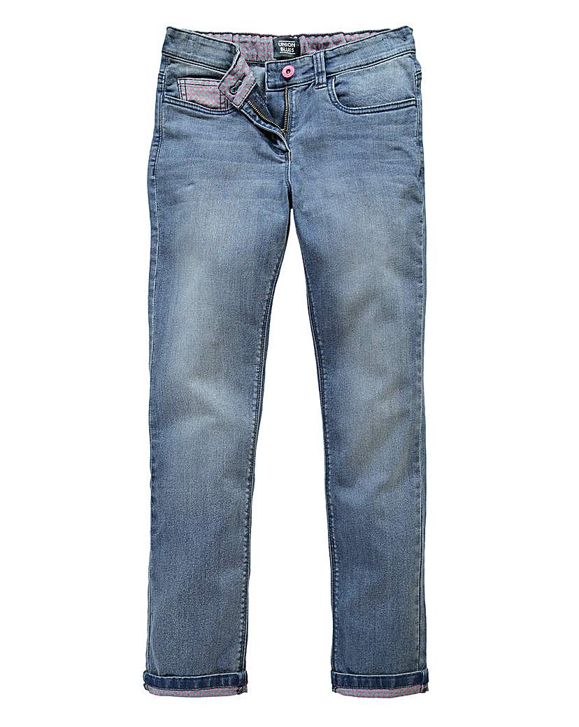 Image of Union Blues Girls Jeans Standard Fit