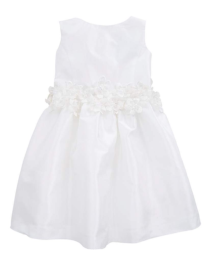 Image of KD EDGE Ivory Occasion Dress