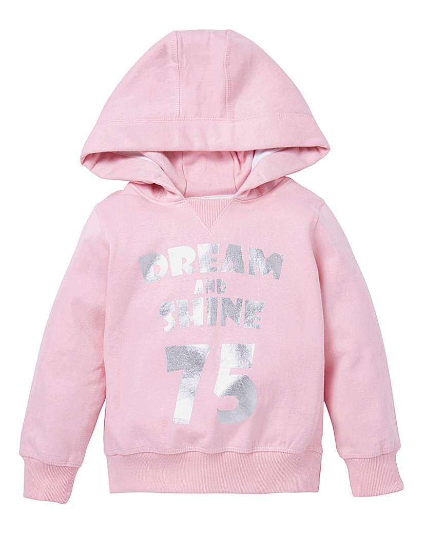 KD Girls Hooded Sweatshirt
