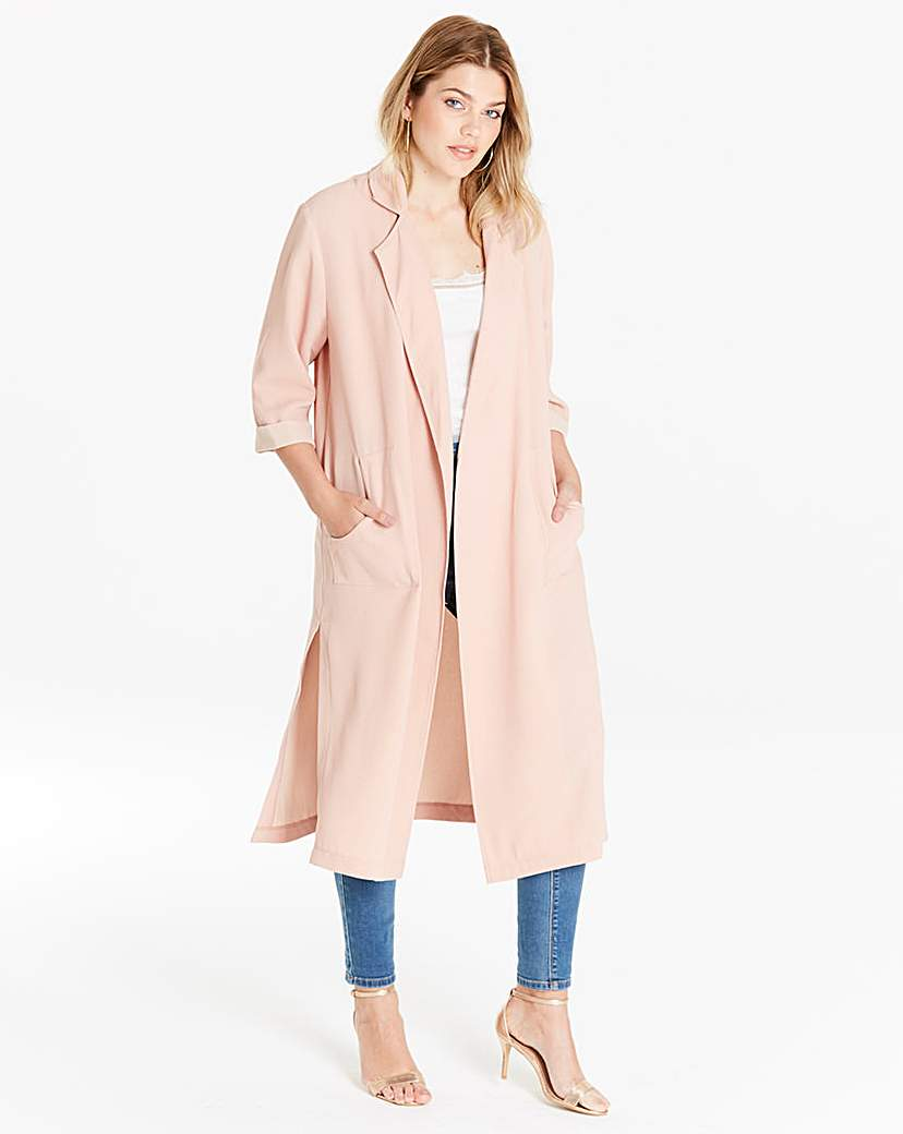 Image of Simply Be Duster Coat
