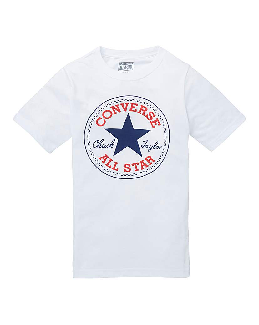 Converse Boys Chuck Patch T Shirt