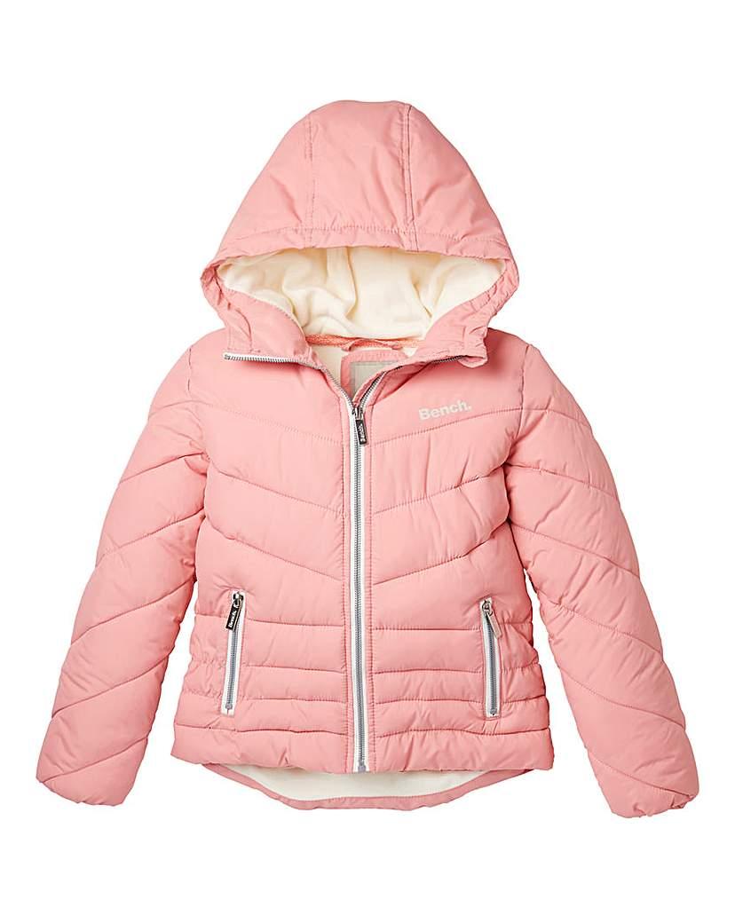 Image of Bench Girls Padded Jacket