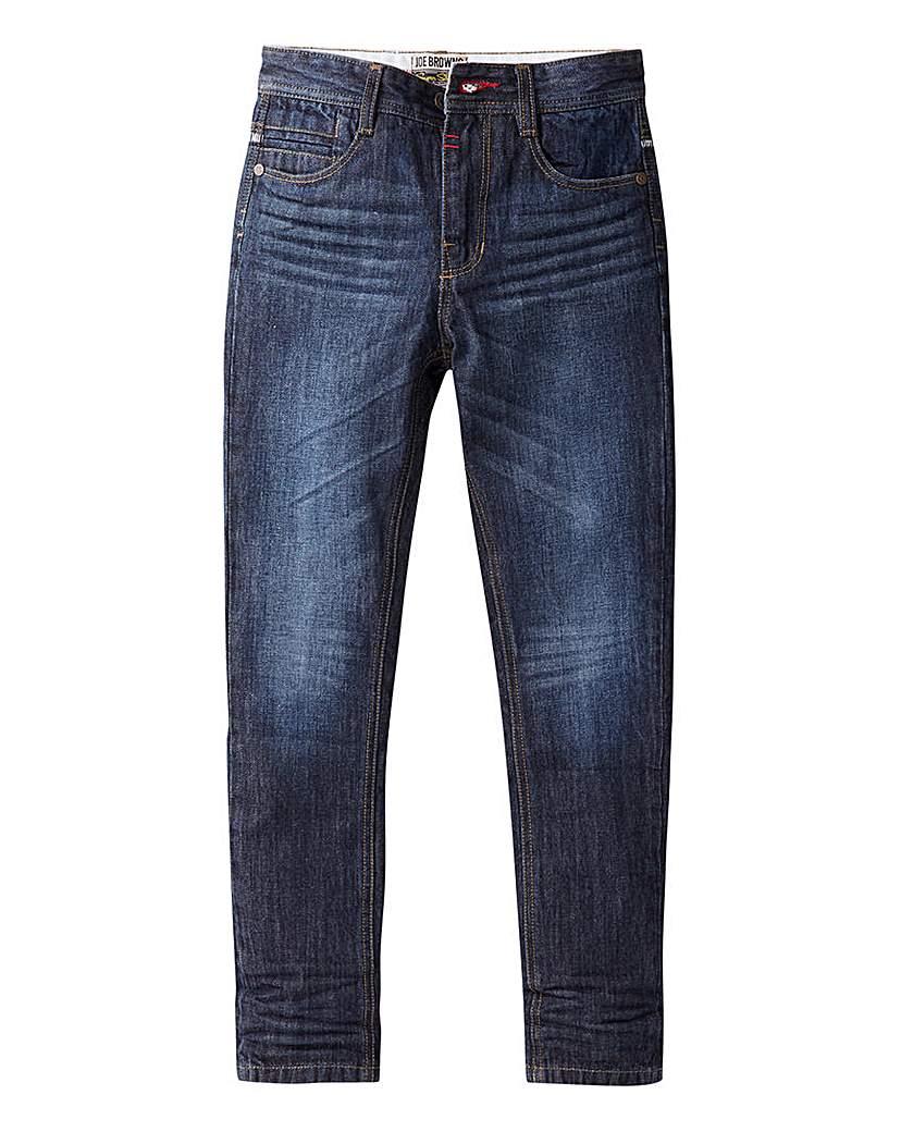 Image of Joe Browns Boys Easy Joe Skinny Jeans