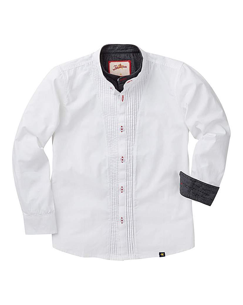 Image of Joe Browns Boys Short S Pin Tuck Shirt