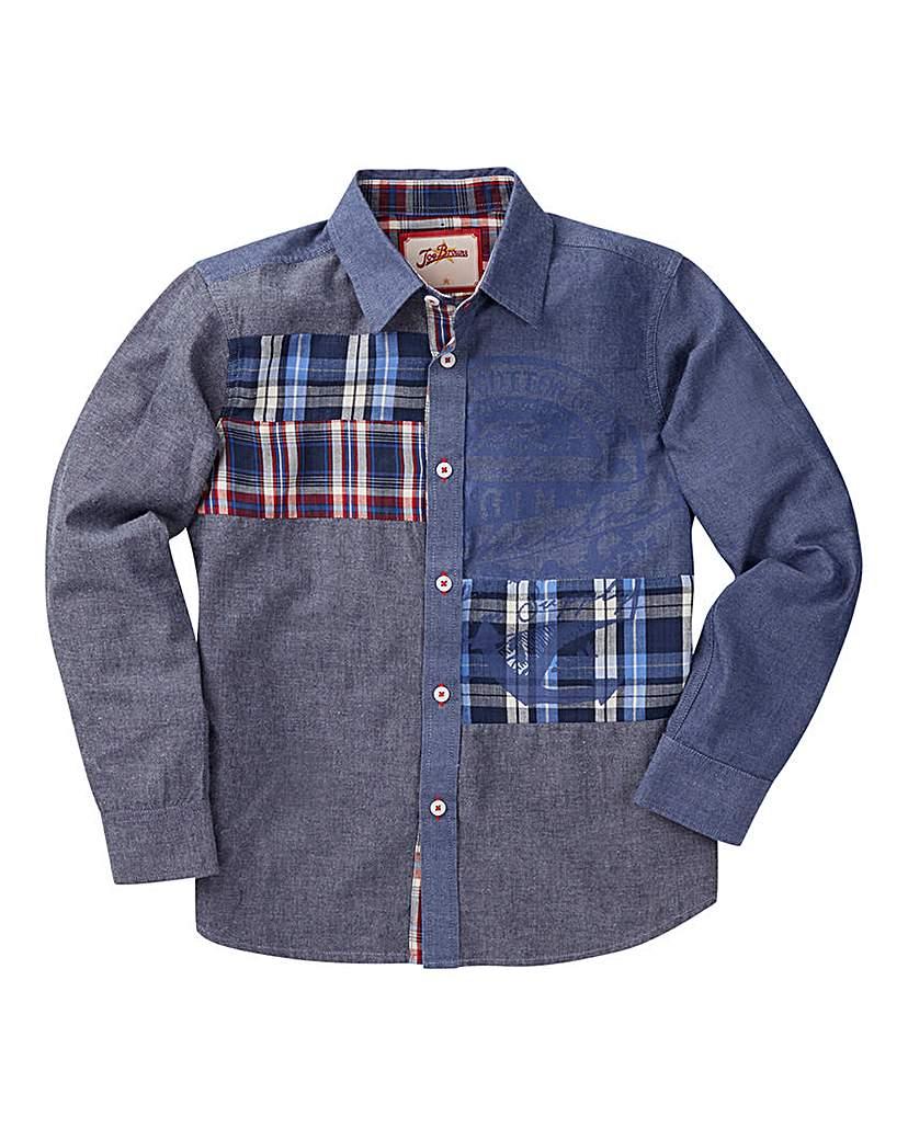 Image of Joe Browns Boys Boys Pathwork Shirt