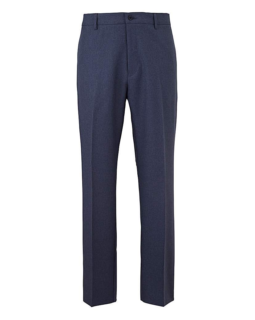 Farah Easy Stretch Twill Trousers 29 In.