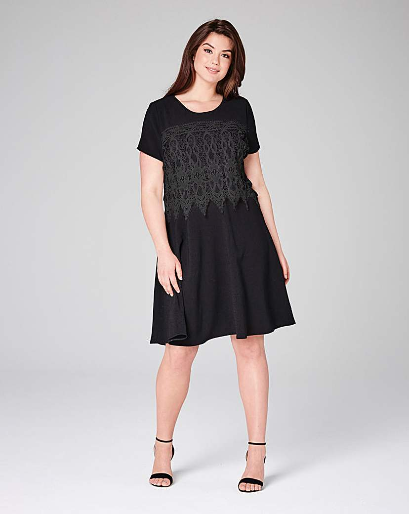 Grazia Double Layer Dress
