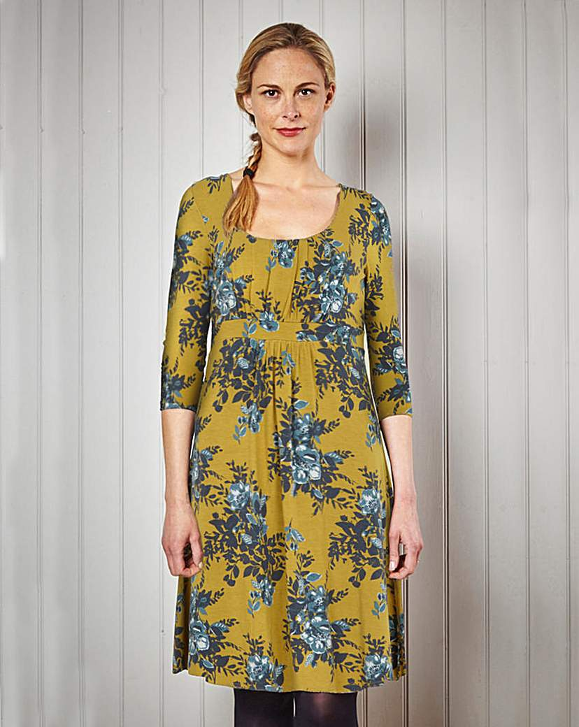 Lily & Me Rose Printed Emmy Dress
