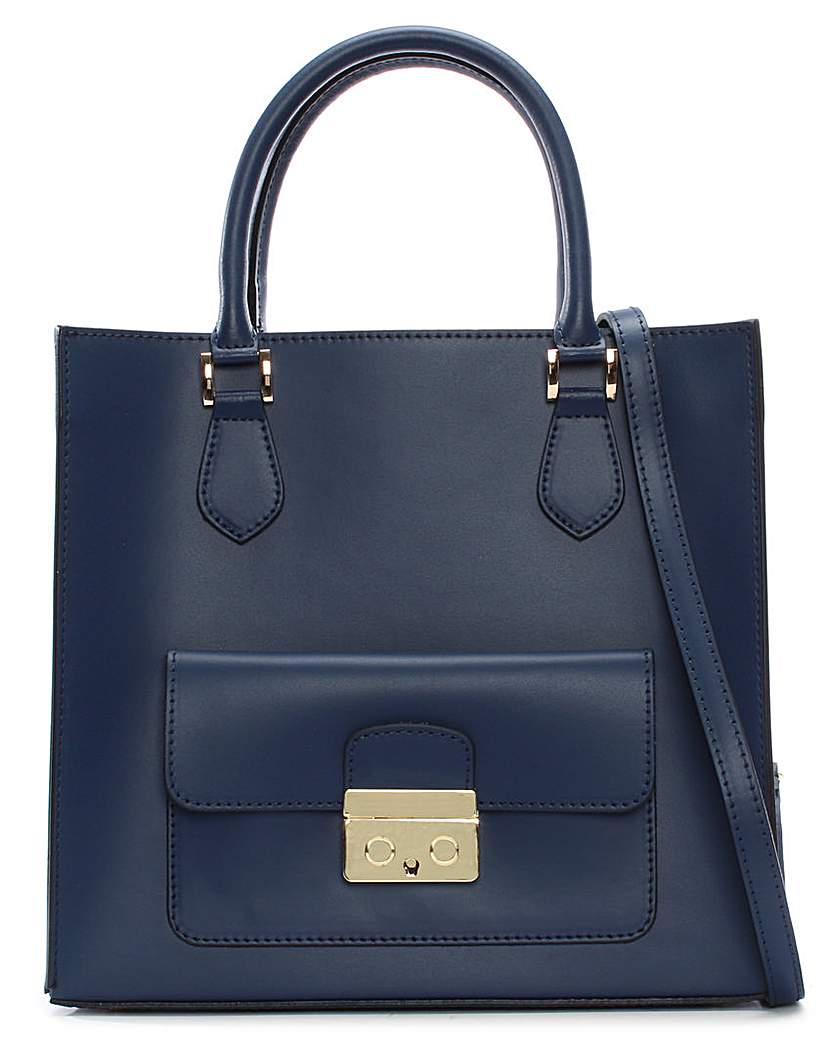Image of Daniel Milting Large Structured Tote Bag