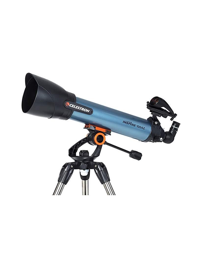 Image of Celestron Inspire 100mm AZ Refractor