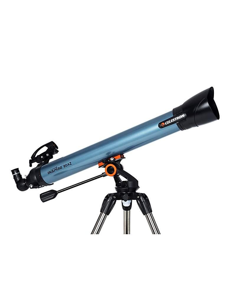 Image of Celestron Inspire 80mm AZ Refractor