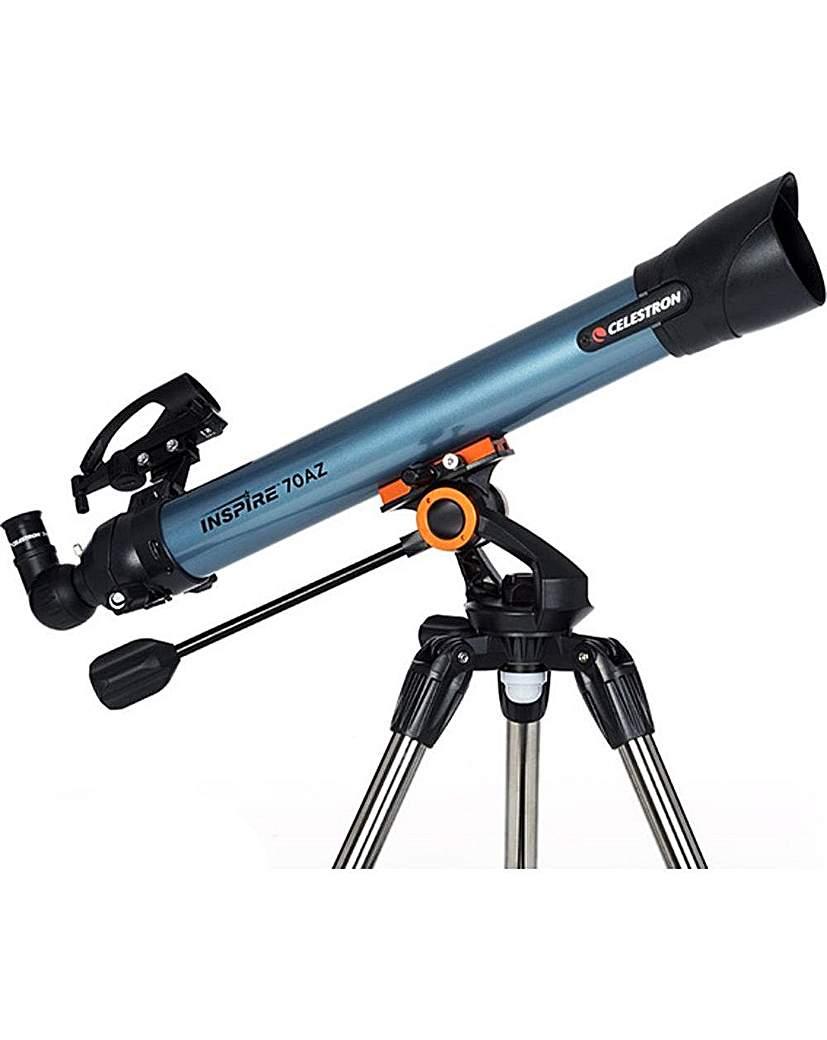 Image of Celestron Inspire 70mm AZ Refractor