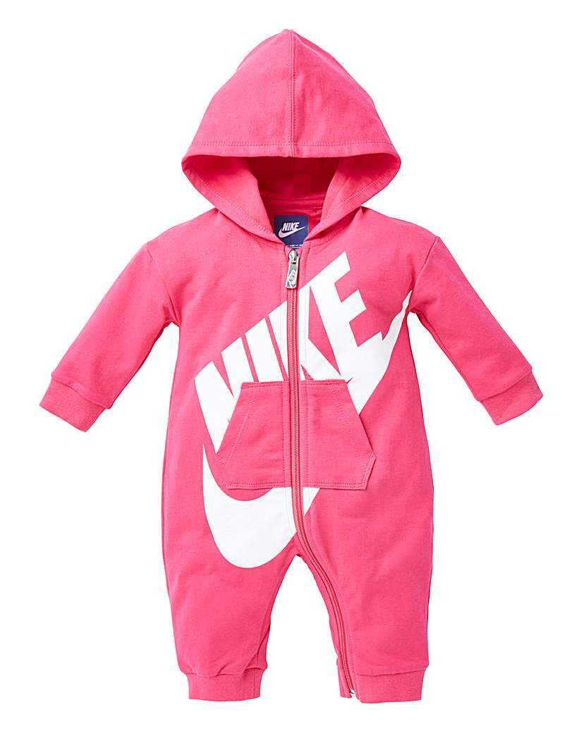 Image of Nike Baby Girls Futura All Day Playsuit