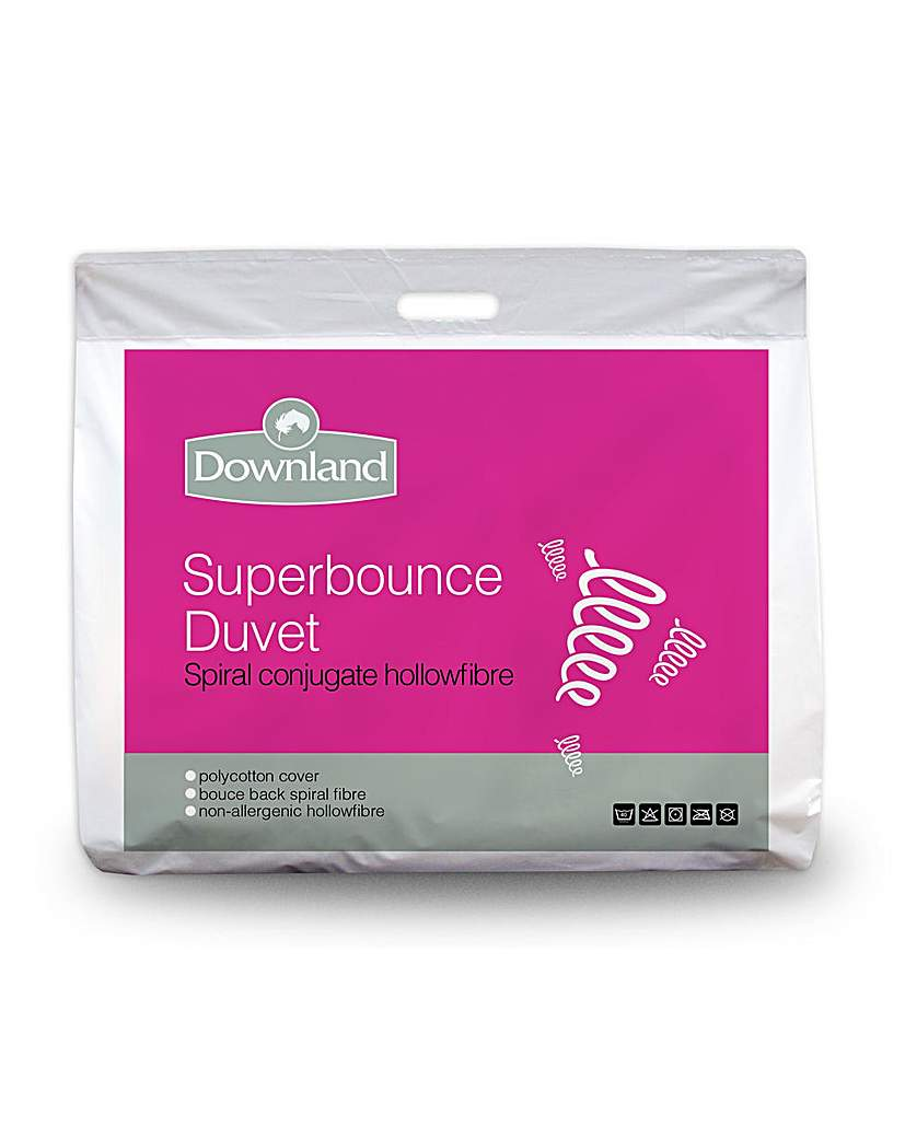 Image of 10.5 Tog Superbounce Duvet