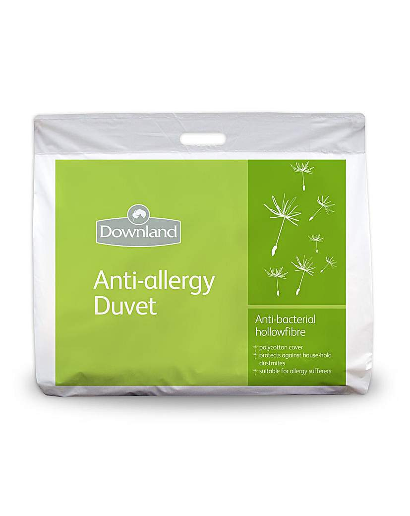 Image of 13.5 Tog Anti-Allergy Duvet