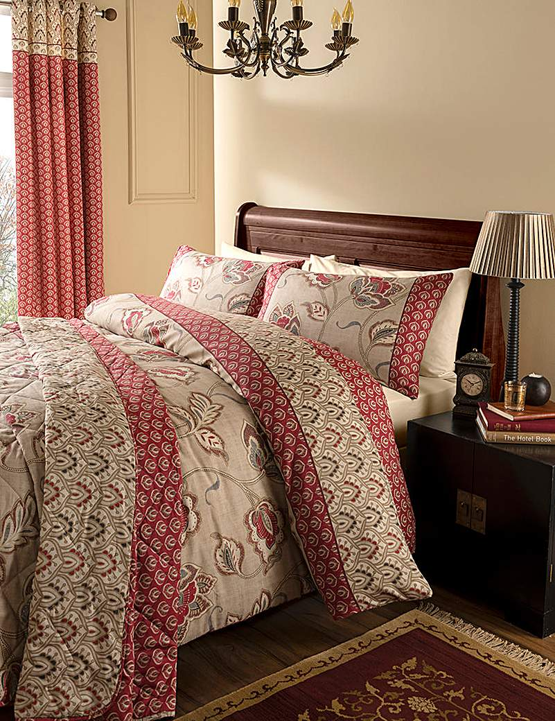 Image of Kashmir Duvet Set