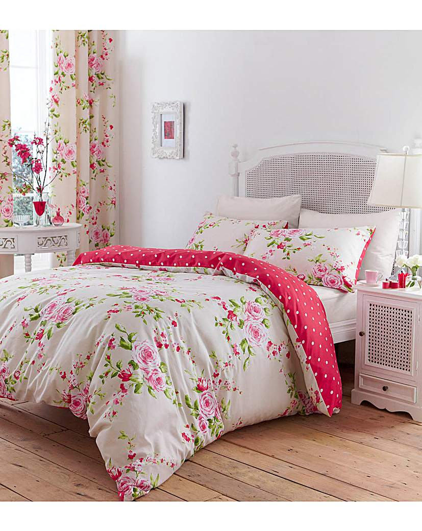 Image of Catherine Lansfield Canterbury Bedding