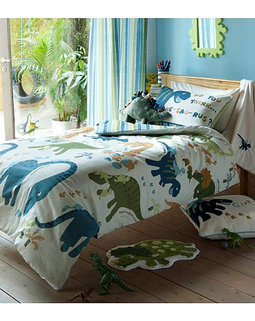 Image of Dino Curtains