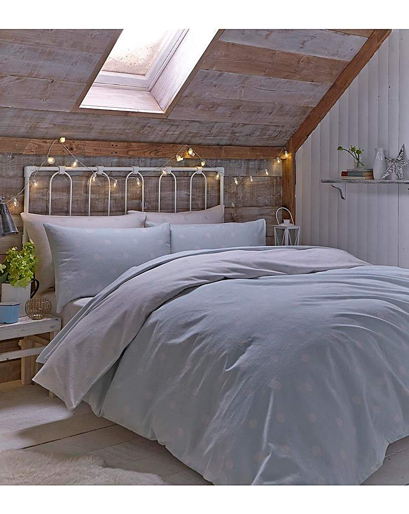 Image of Catherine Lansfield Polka Bedding