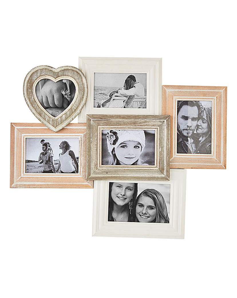 Image of Provence Multi-Aperture Collage Frame