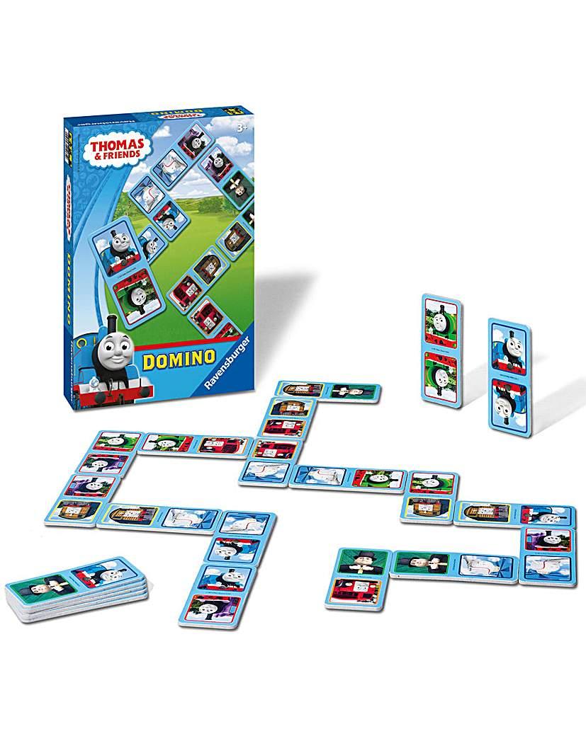 Thomas & Friends Dominoes Game