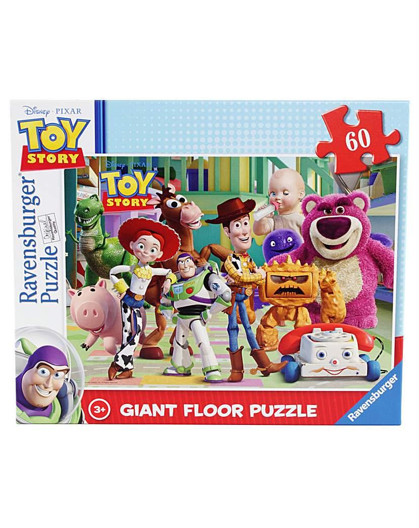 Disney Toy Story Giant Floor Puzzle 60pc