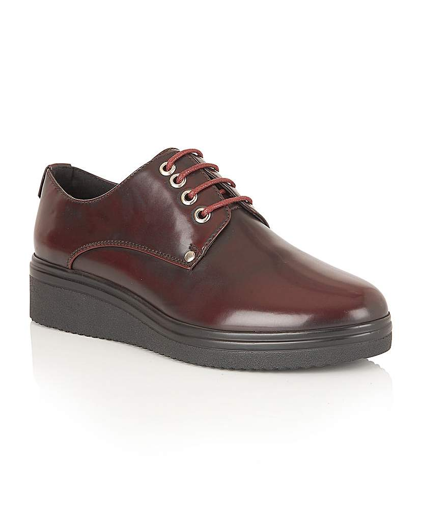 Women's Footwear Dolcis Mali lace up brogues