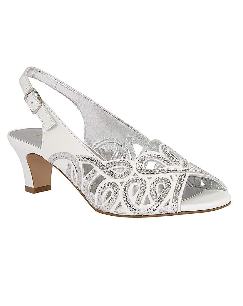 Vintage Inspired Wedding Dresses LOTUS HARPER FORMAL SHOES £74.00 AT vintagedancer.com