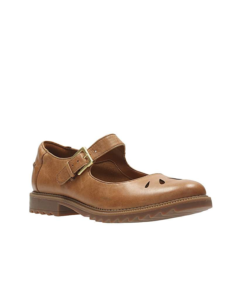 Image of Clarks Griffin Marni D Fitting