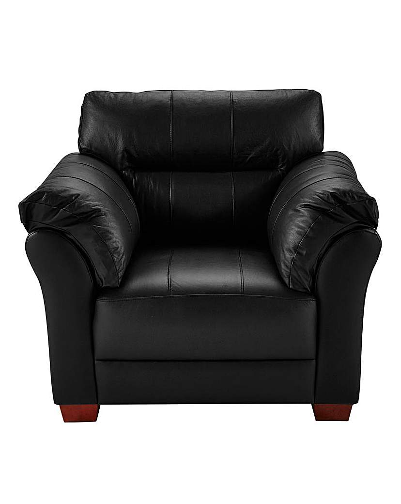 Image of Ancona Leather Chair