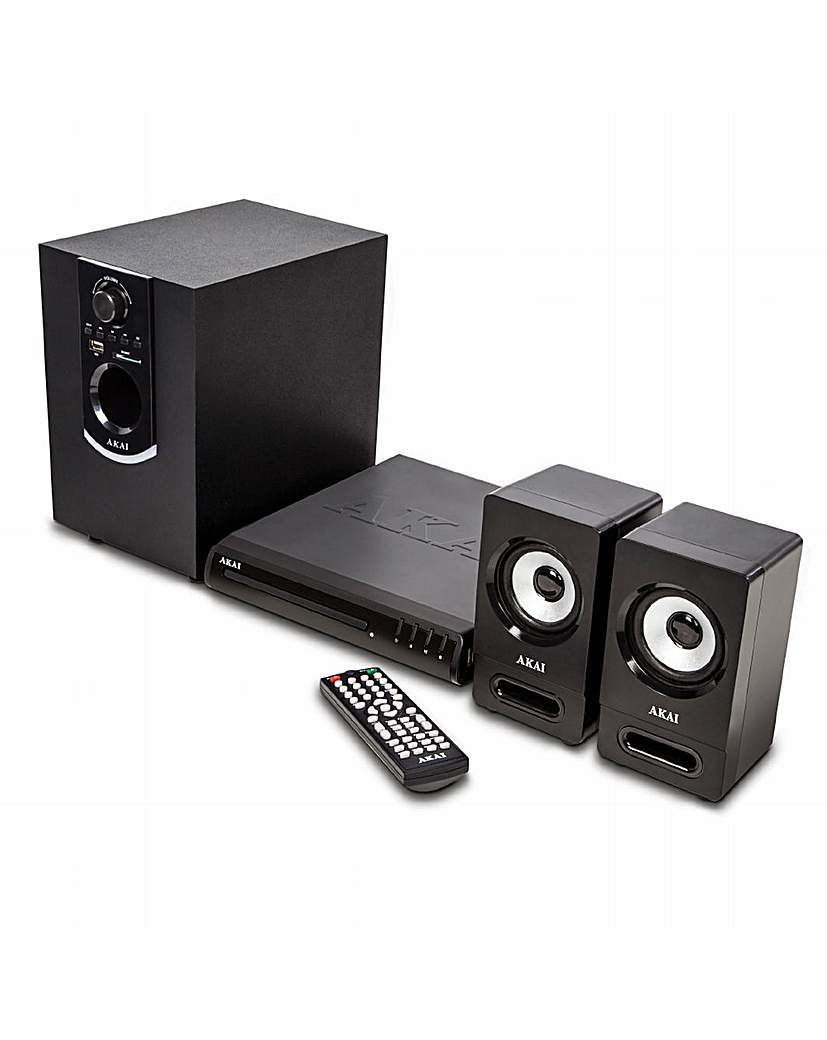 Akai Bluetooth 50W Home Theatre System