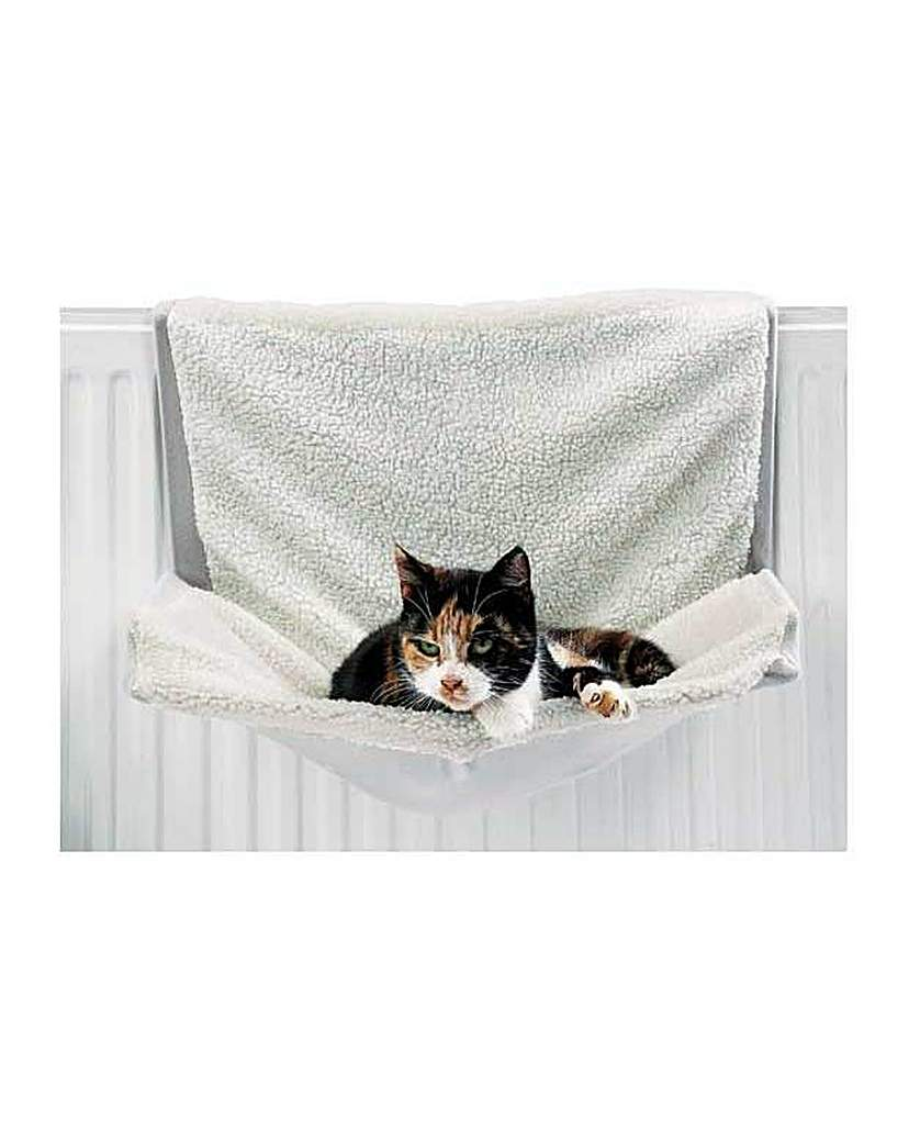 Double Radiator Bed For Cats