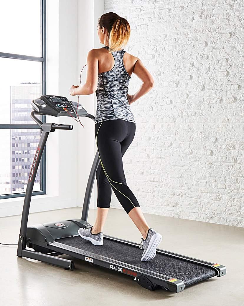 Body Sculpture Motorised Treadmill