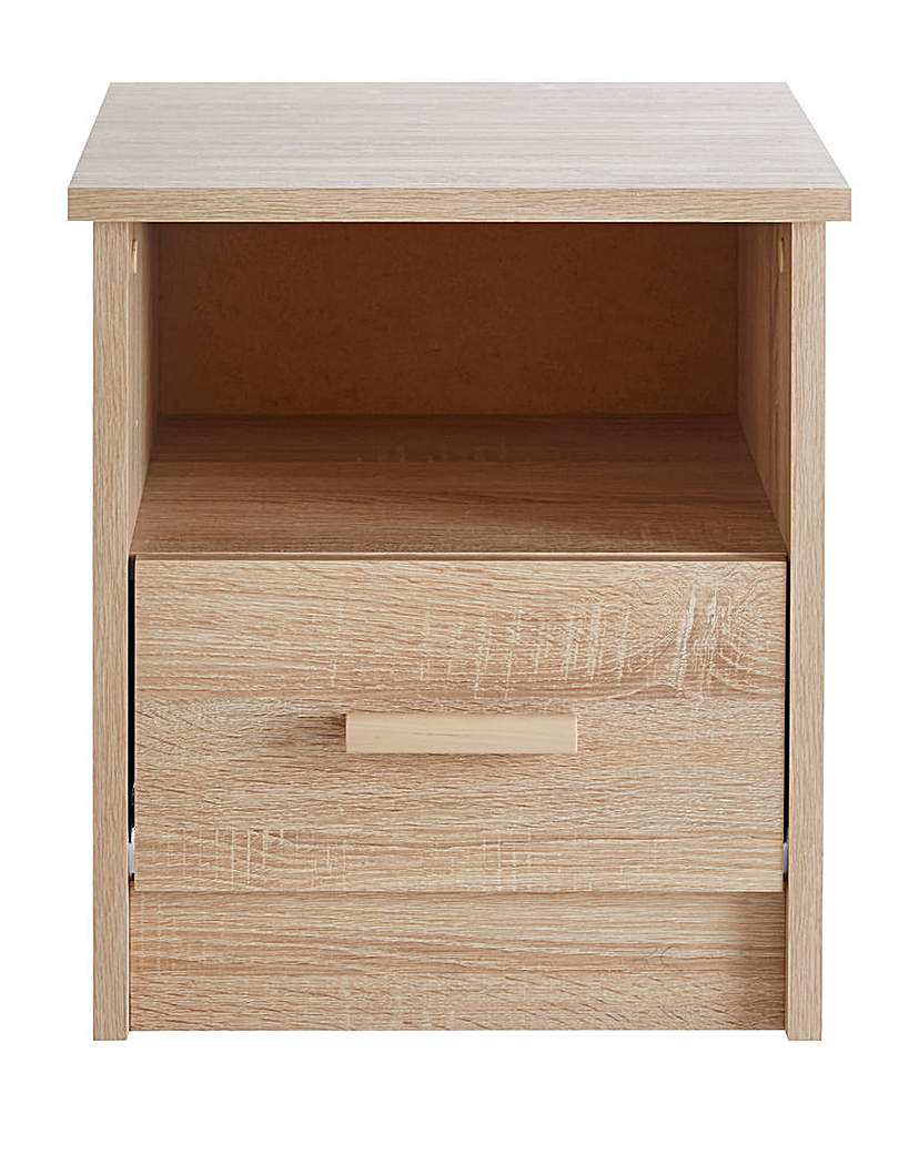 Image of Willow Bedside Tables x 2