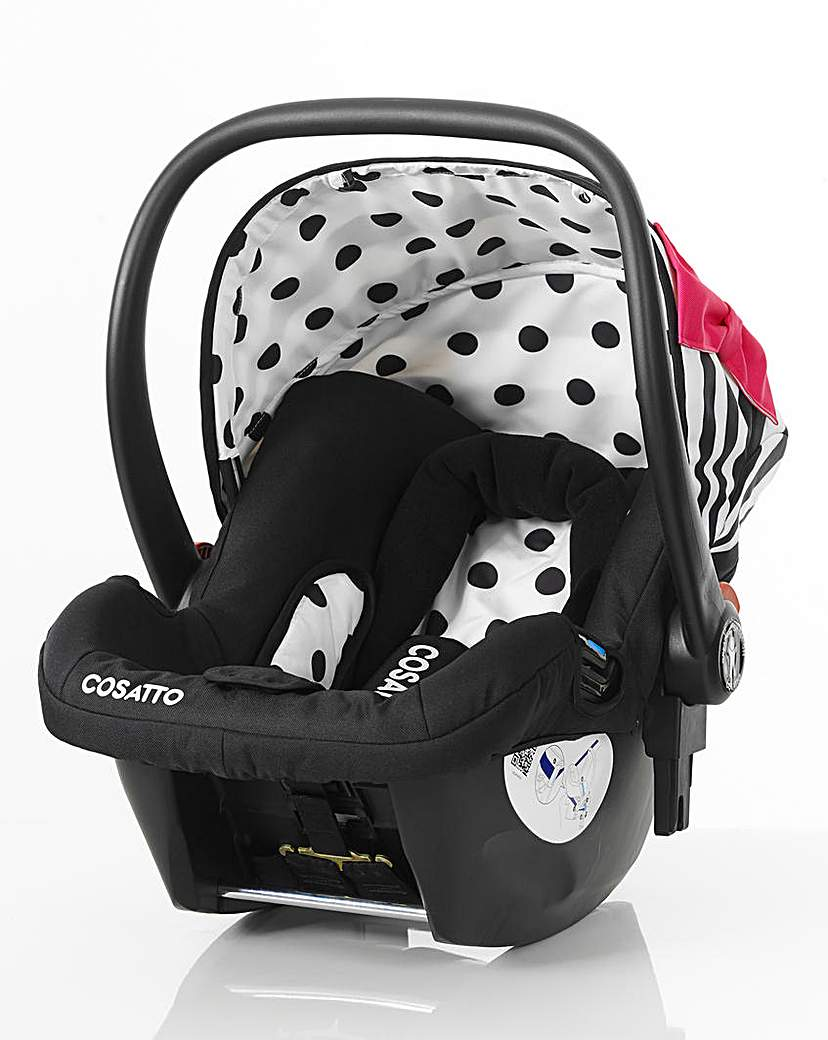 Image of Cosatto Hold 0 Car Seat - Golightly 2