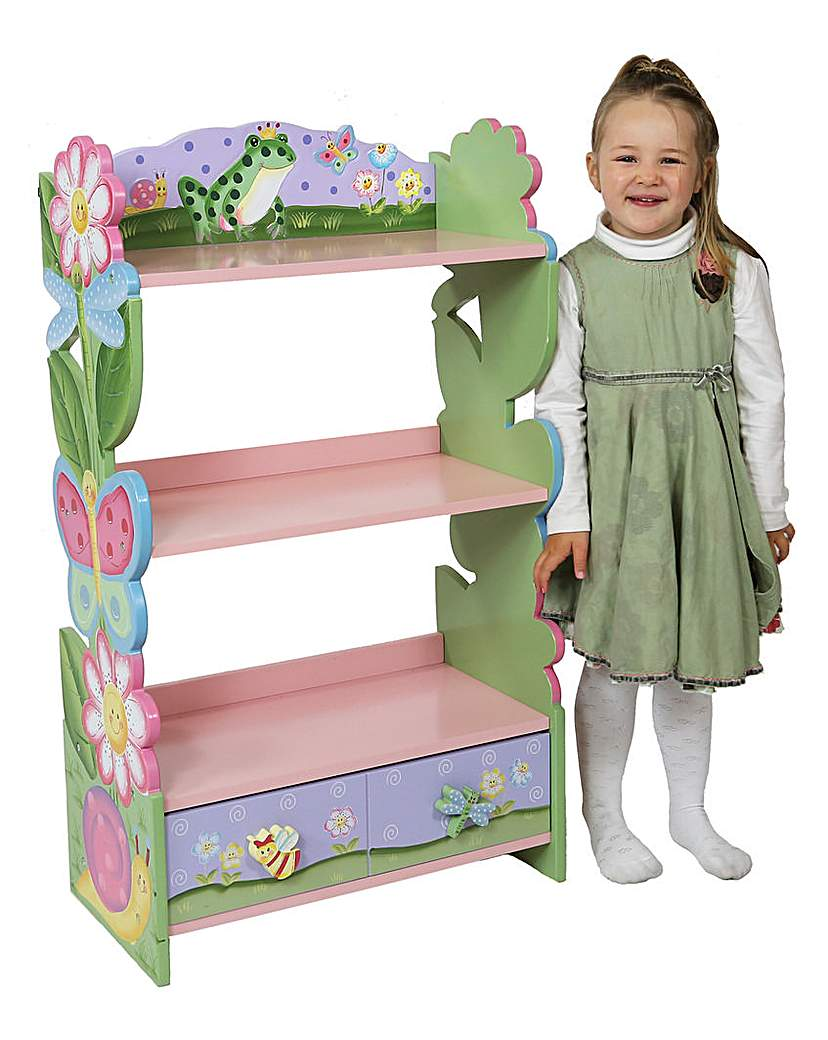 Image of Magic Garden Bookcase