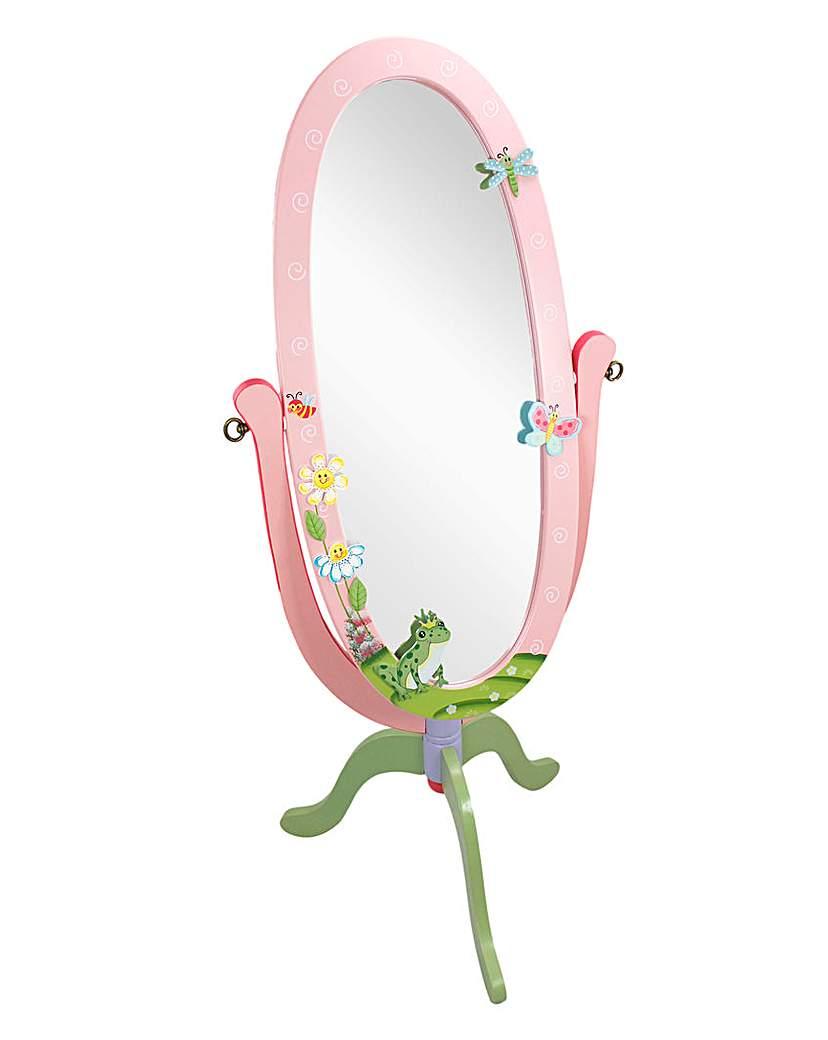 Image of Magic Garden Standing Mirror