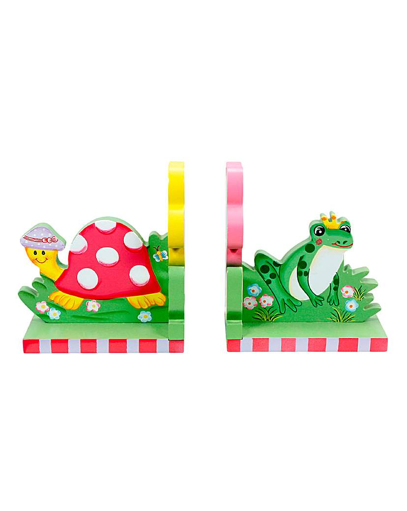 Image of Magic Garden Bookends