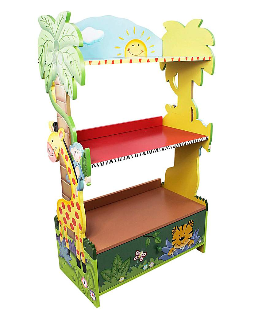 Image of Sunny Safari Bookcase