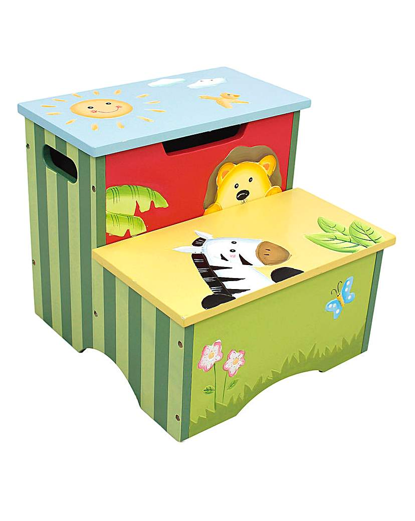 Image of Sunny Safari Step Stool