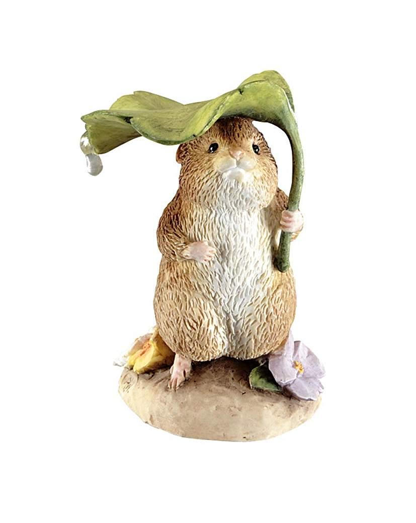 Image of Beatrix Potter Timmy Willie Under Leaf