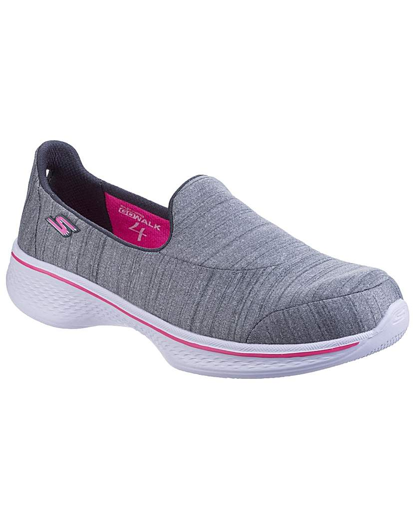 Image of Skechers GO Walk 4 - Childrens Trainer
