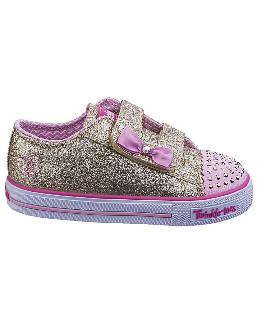 Image of Skechers Twinkle Toes: Shuffles - Sweet