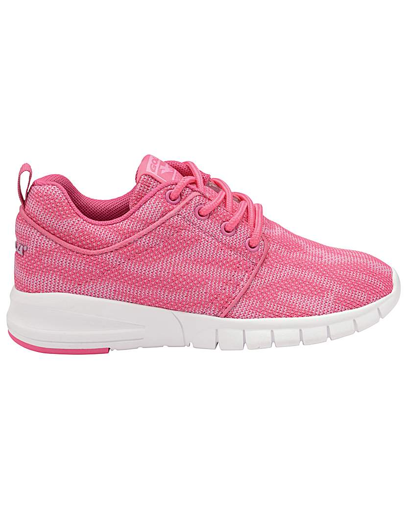 Gola Angelo girls lace up trainers