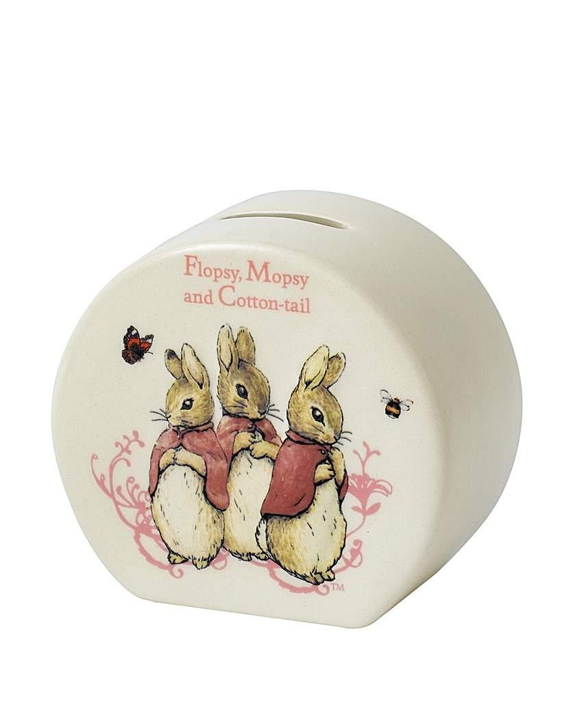 Image of Beatrix Potter Flopsy Mopsy Cotton Tail