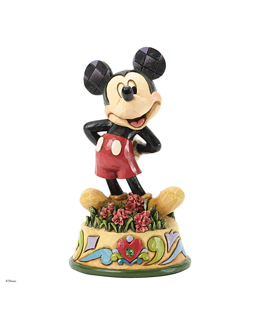 Image of Disney Traditions August Mickey Mouse